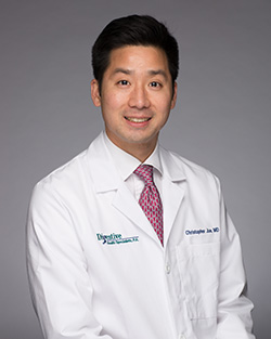 Christopher Jue is a gastroenterologist at Digestive Health Specialists, serving Kernersville and Advance, NC.
