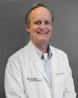 Gregory Barton, PA-C is one of the physician assistants at Digestive Health Specialists, PA