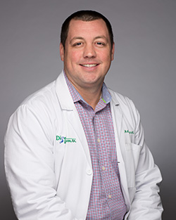 Anthony Pleasant, PA-C at Digestive Health Specialists, P.A. serving at the Kernersville and Winston Salem locations