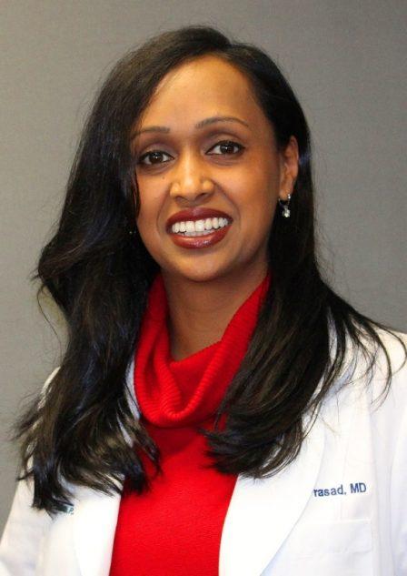 Dr. Apsara Prasad, gastroenterologist for Digestive Health Specialists