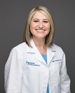 Libby Greenwood, PA-C at Digestive Health Specialists, P.A. serving the Advance and Winston Salem locations