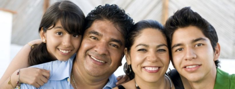 Hispanic family for header October 2019