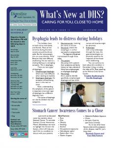 December 2019 referral coordinator newsletter