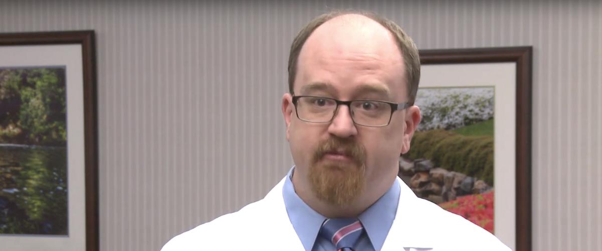Dr. Netherland board-certified gastroenterologist at digestive health specialists.