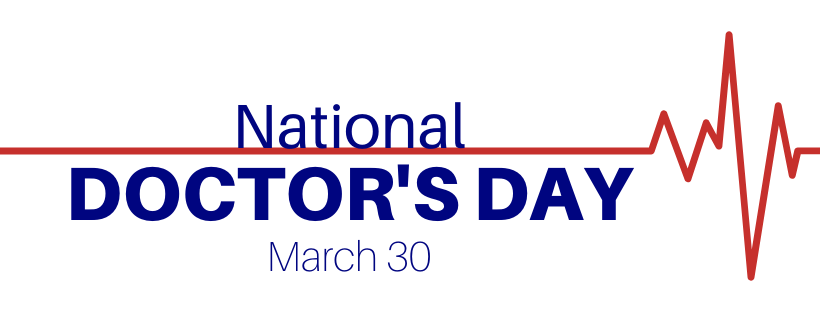 National Doctor's Day heading